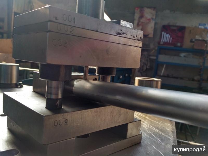 Разработка, производство штампов и пресс-форм, мехобработка металла, литье