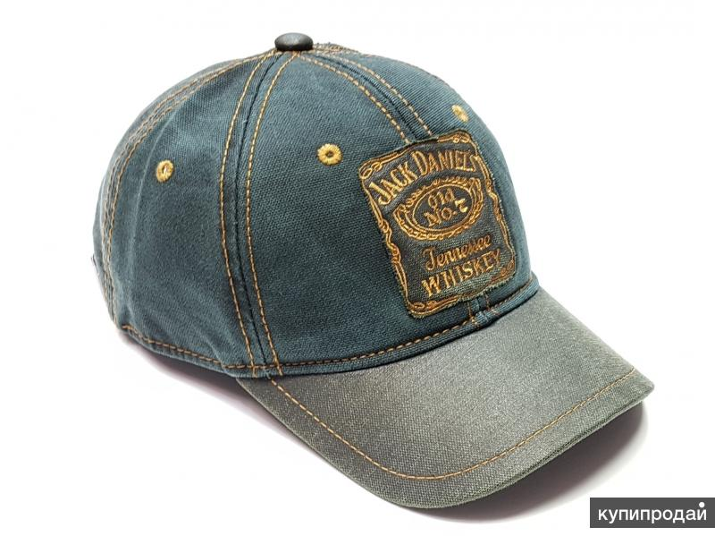 Jack Daniels бейсболка кепка