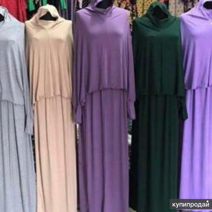 Хиджабы как детские так и взрослые