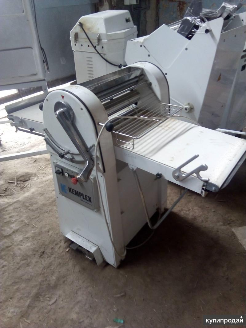 Тестораскатка kempex sf 500/710