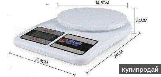Кухонные электронные весы Electronic Kitchen Scale