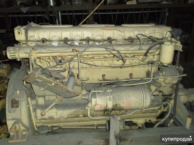 Дизель судовой 3Д6СЛ главный, левого вращения
