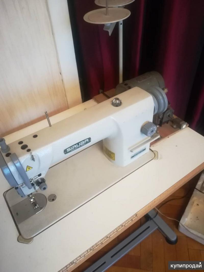 Продам профисиональную швейную машинку марки SIRUBA