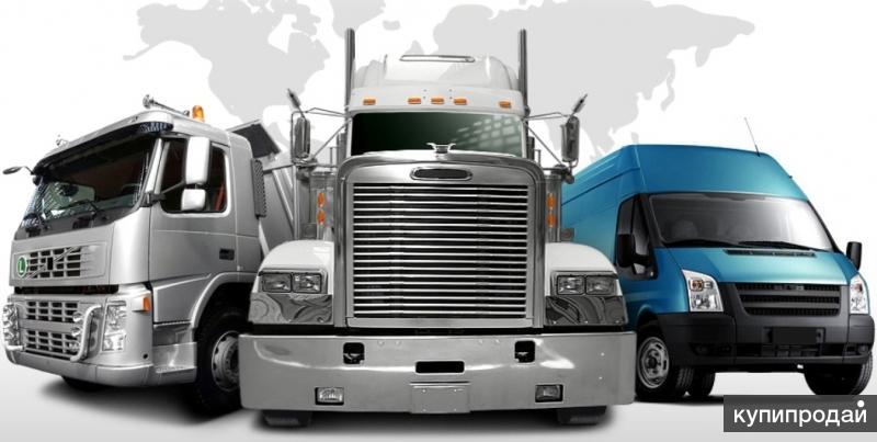 Транспортные услуги. Любой грузовой транспорт