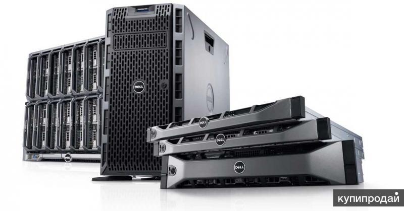 Восстановленные и новые серверы DELL, HP, IBM от 21600 рублей с гарантией 3 ГОДА