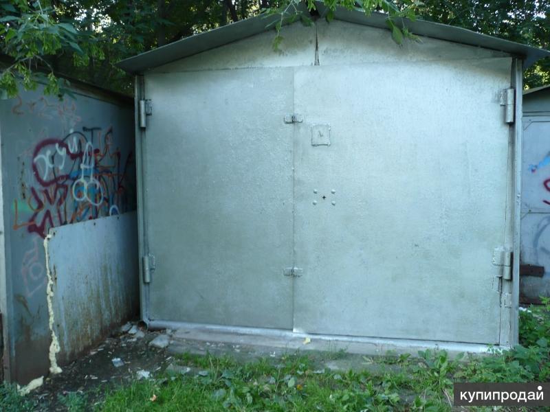 Продам металический гараж