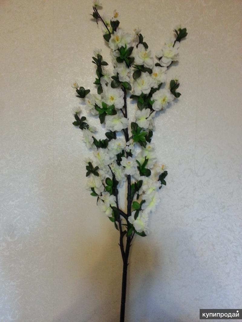 Искусственные цветы.Сакура!!!Лучшая цена!!!