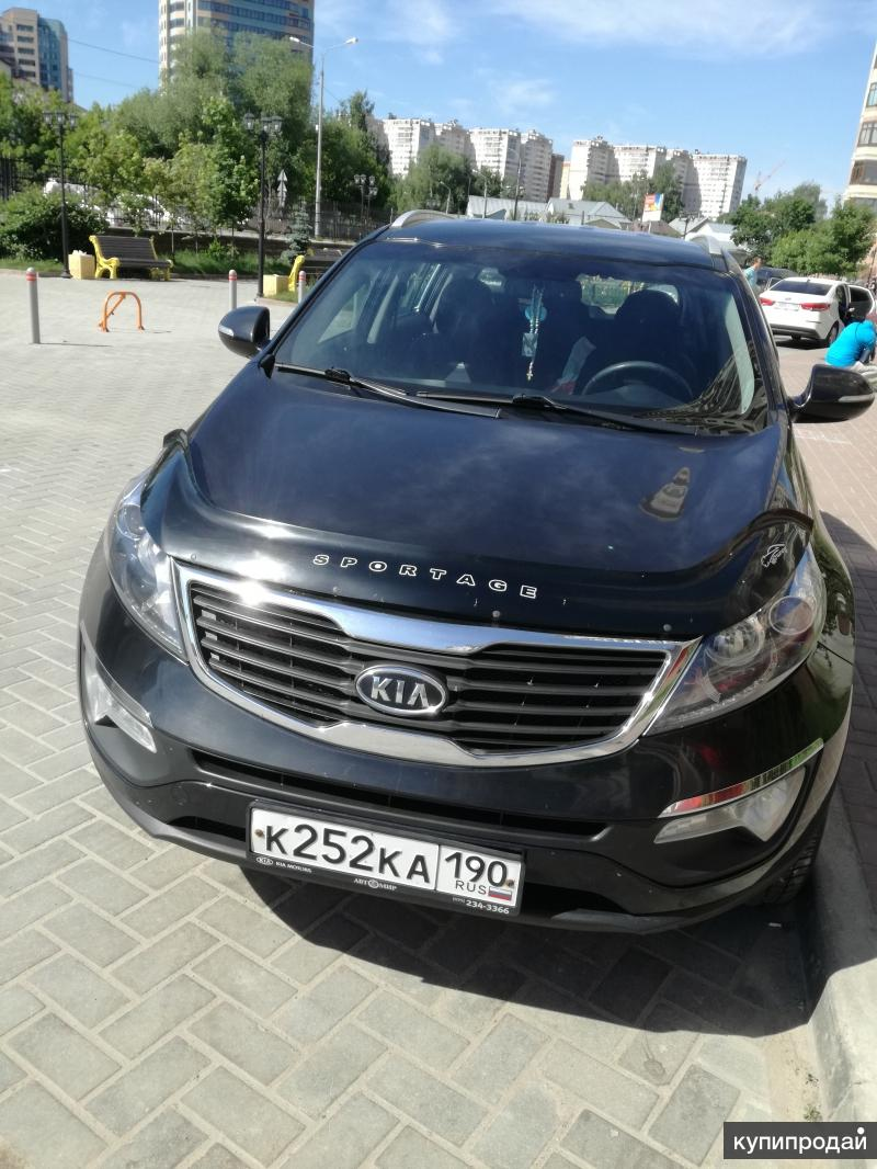 продажа Kia Sportage, 2012