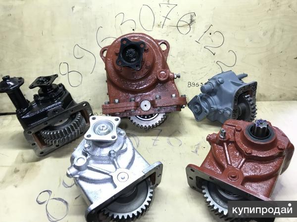 Коробки Отбора Мощности на РК а/м Зил-131.