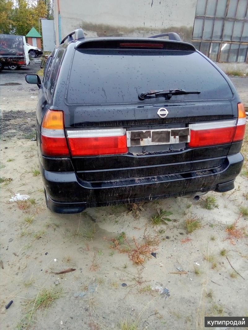 Nissan R Nessa, 1998