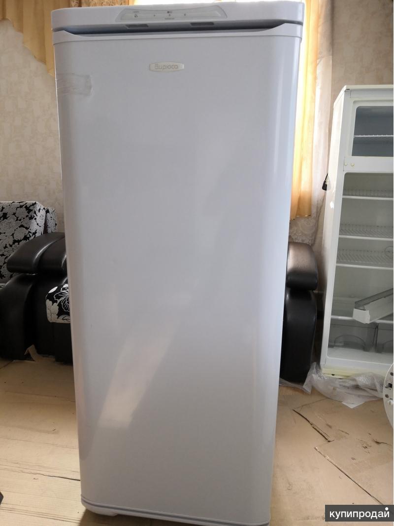 Морозильная камера Бирюса-10т.