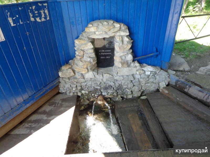 Доставка питьевой родниковой воды