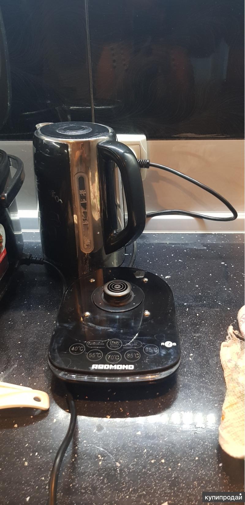 Продам Мультиварку + чайник