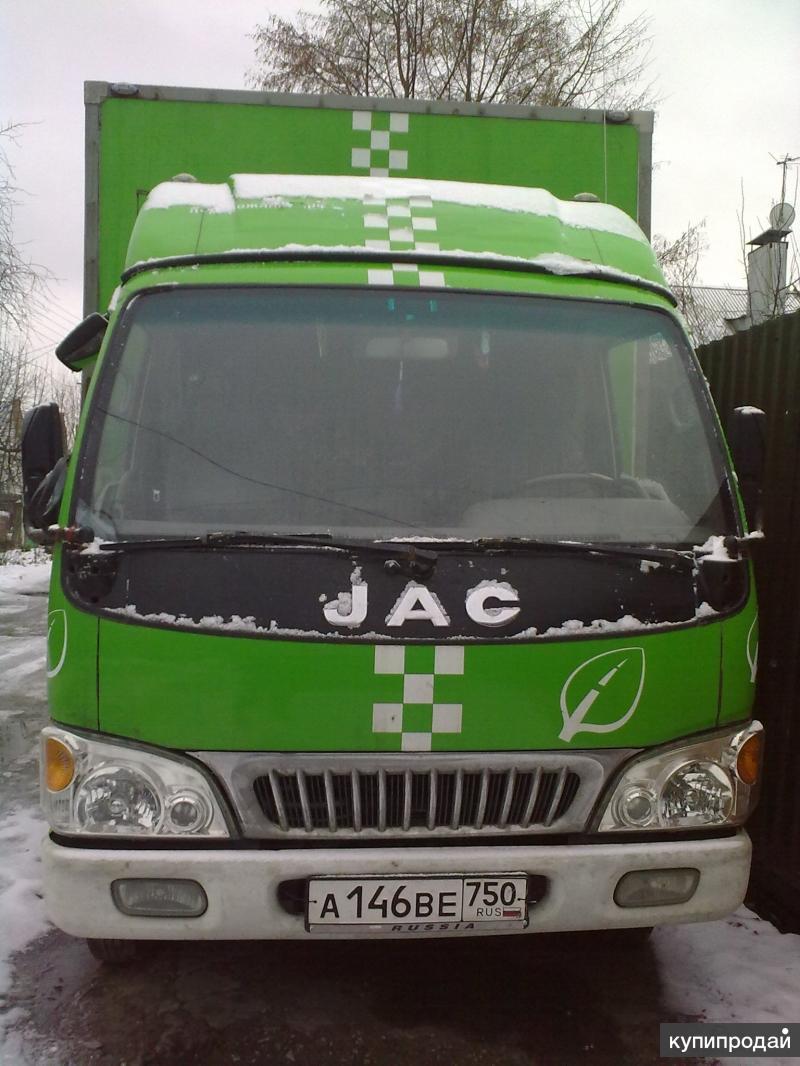 Продам JAC-3,5т. Фургон