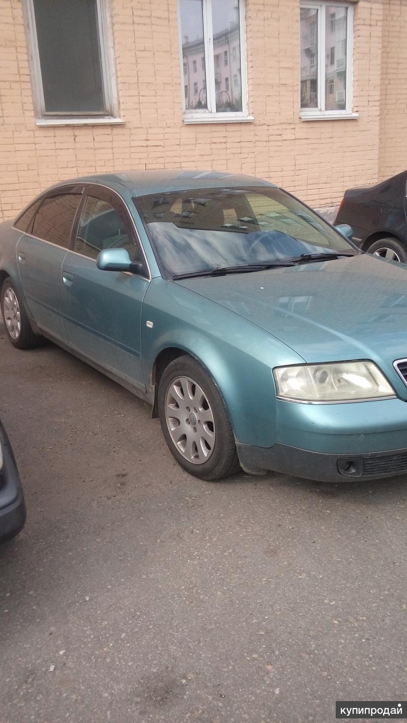 Audi A6, 2000г.в1.8т