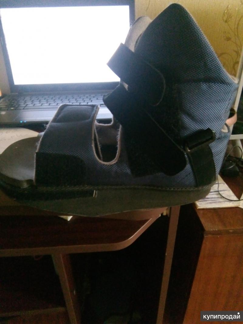 Ортопедические ботинки Барука