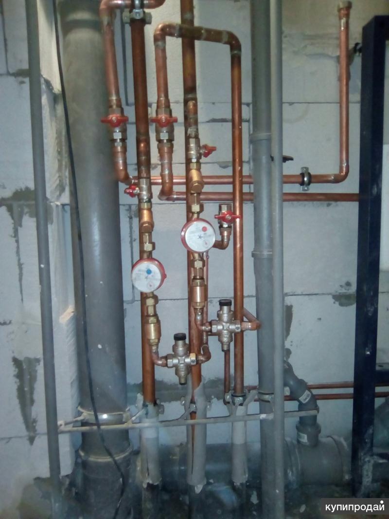 Услуги сварщика-сантехника Ремонт-монтаж водопровода,отопления.