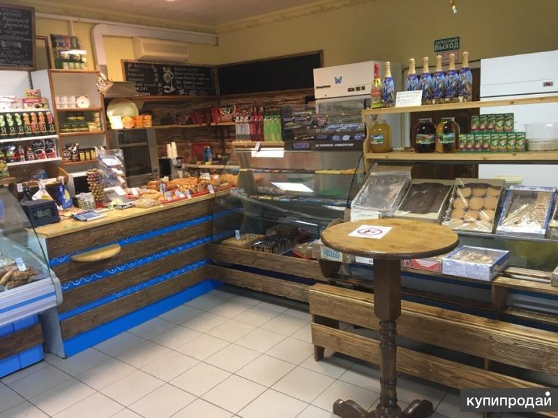 Магазин Кулинария площадь 90м2