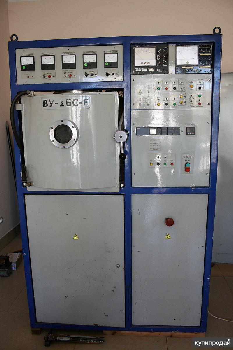 вакуумная  установка для напыл  зубов-PVM-   1f