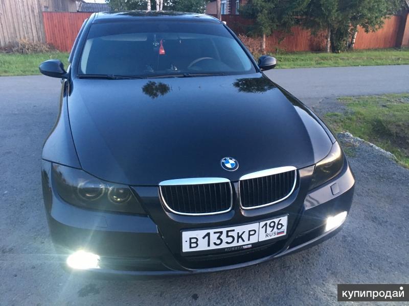 Продам автомобиль BMW 3er, 2008 года выпуска в хорошем состоянии, торг уместен..