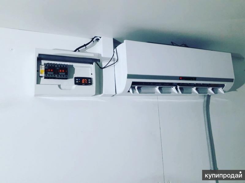 Холодильная Сплит-система средне-температурная CW7