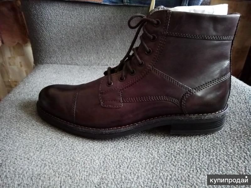 Подам ботинки Lee, демисезон, оригинал, 42-43размер, цена8500руб., привезены из
