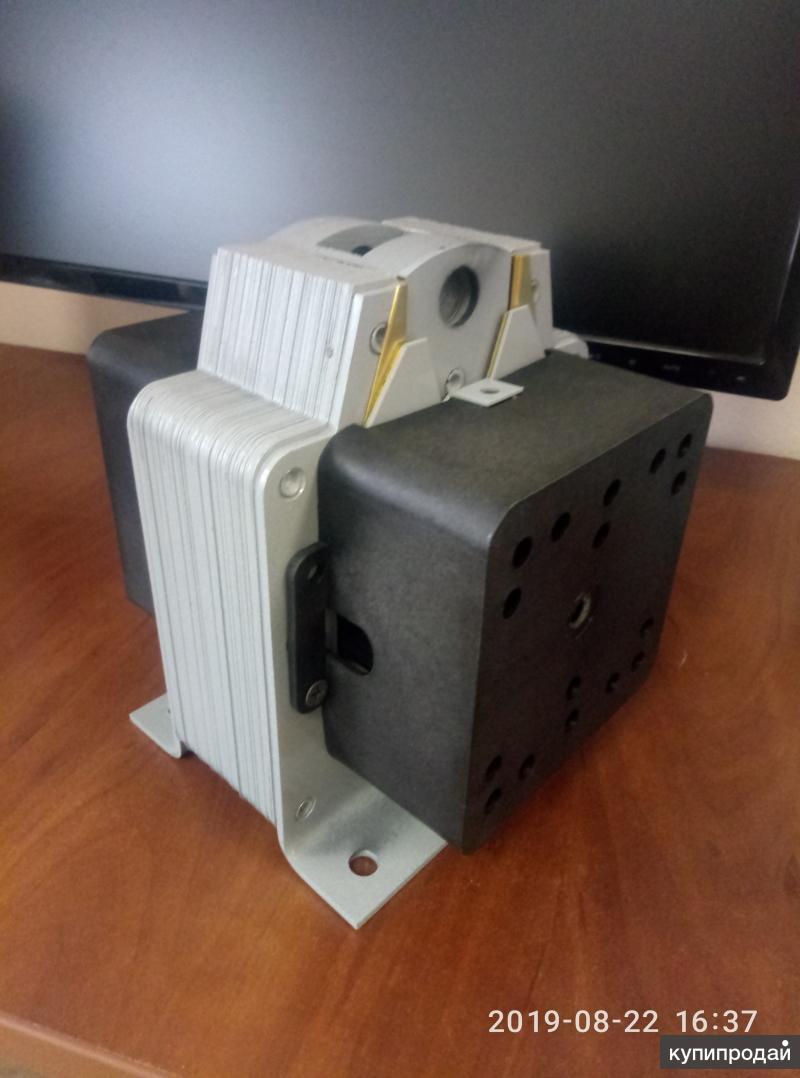 Поставляем электромагнит ускоренной подачи фрезерного станка ВМ-127, 6Р12, 6Р13,