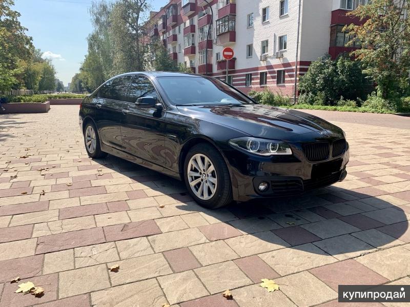 BMW 5er, 2016