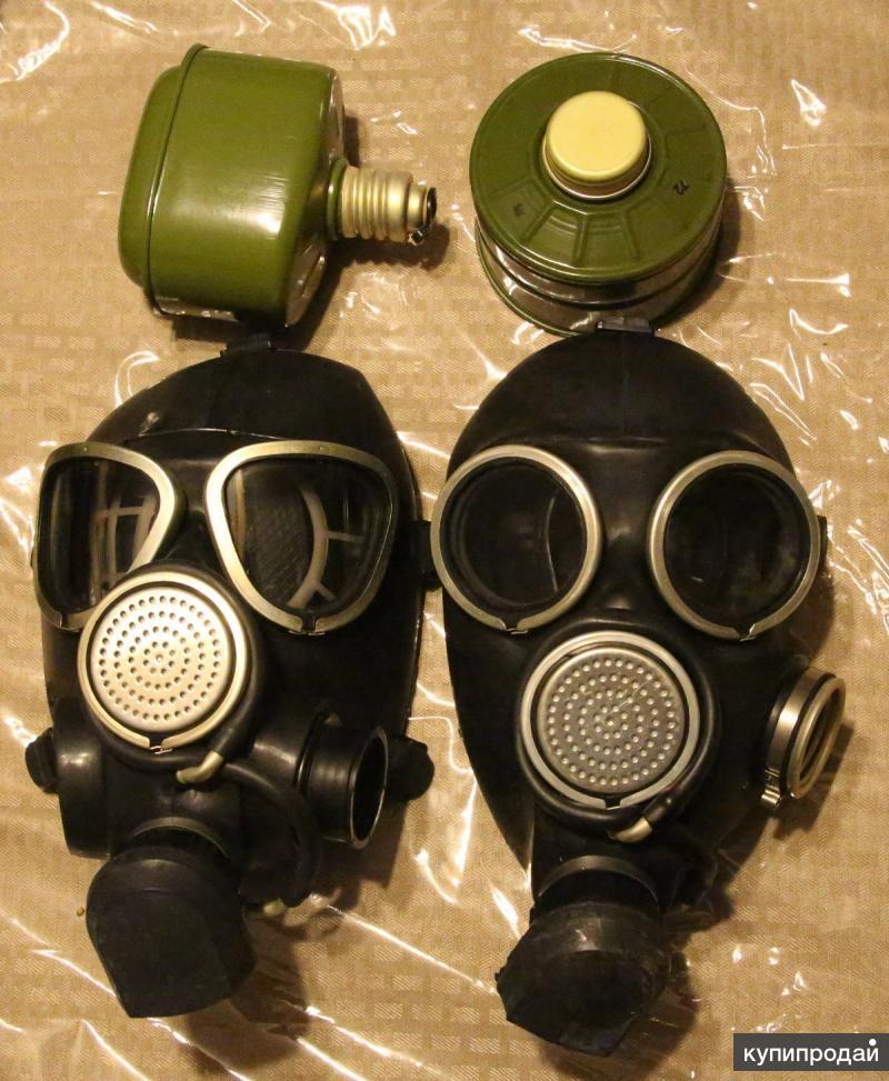 Продаю Противогазы ГП-7 (новые)