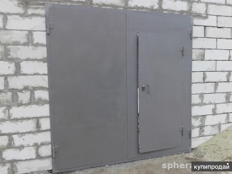 Гаражный бокс, высокие ворота,70 кв м на длительный срок
