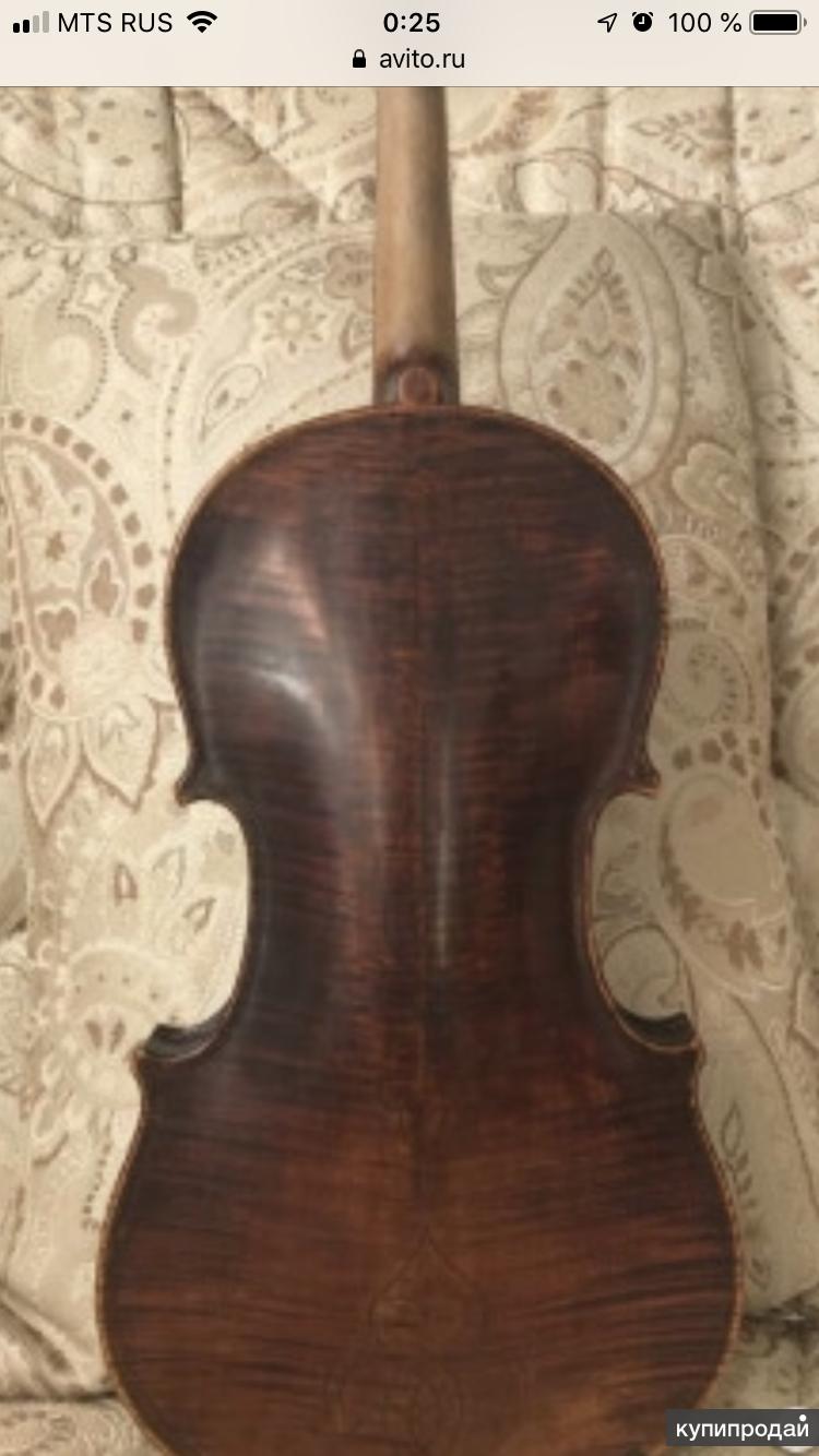 Тирольская скрипка