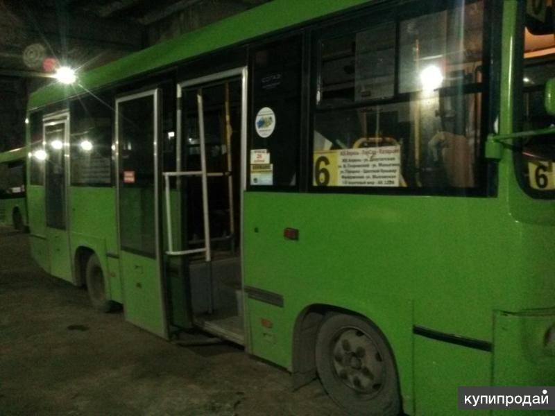 продаются автобус с маршрутом