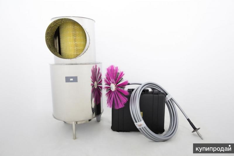 Оборудование по очистке и дезинфекции вентиляции