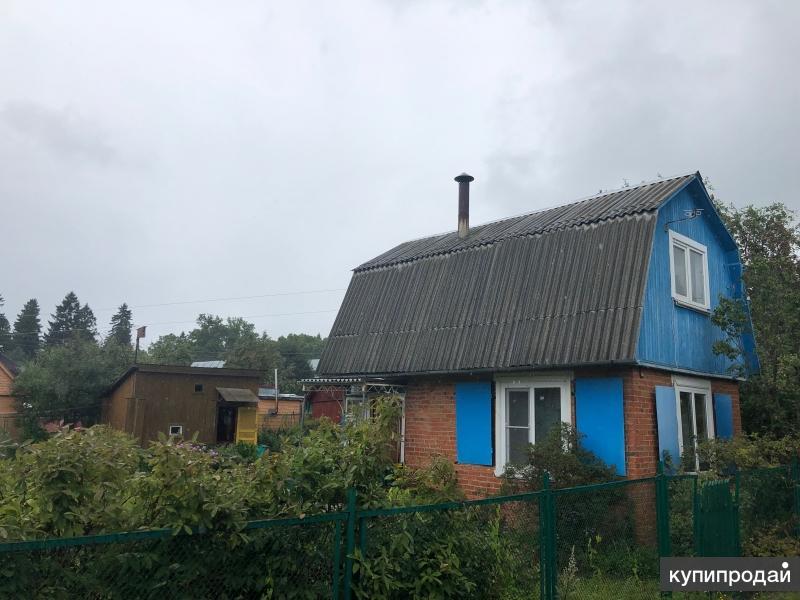 Дача кирпич общ.пл. 35 м2 в г.Струнино