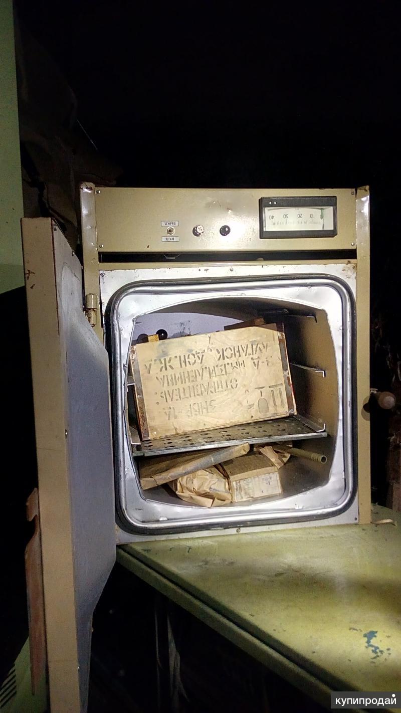 Сушильный шкаф Вакуумный