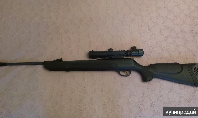 Пневматическая винтовка Hatsan 125 nitro
