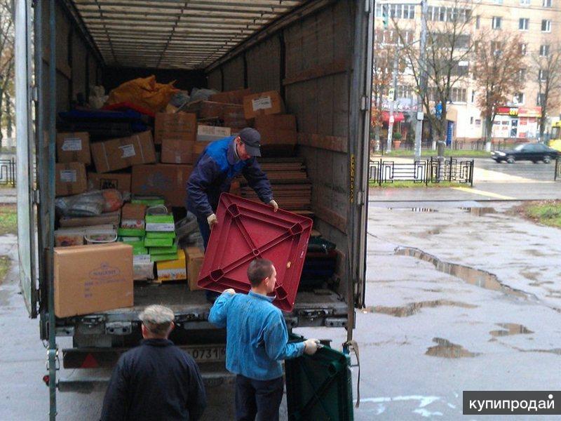 Квартирный переезд в Омске