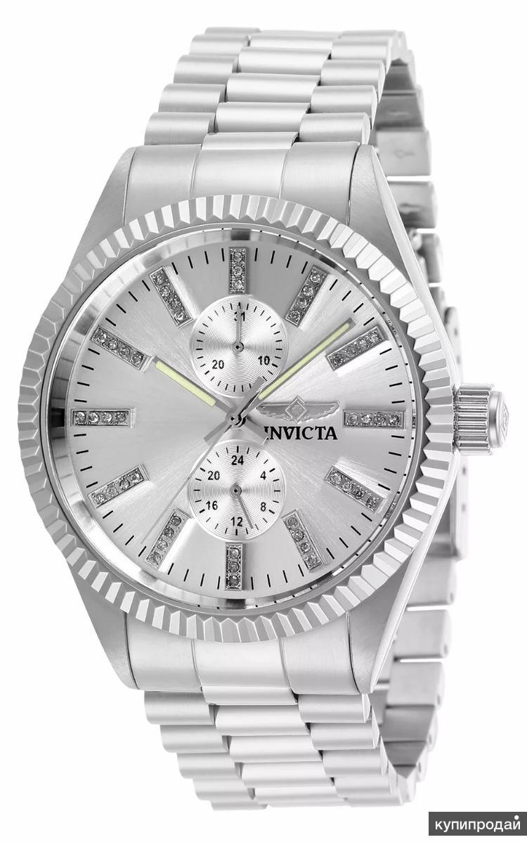 Часы Invicta speciality с бриллиантами
