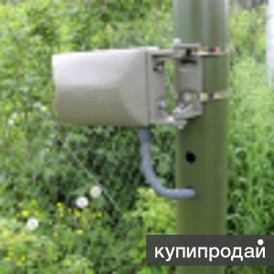 Охранный радиоволновый линейный извещатель ГРАНЬ-200