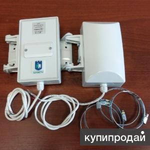 Охранный радиоволновый линейный извещатель ГРАНЬ-50(10)