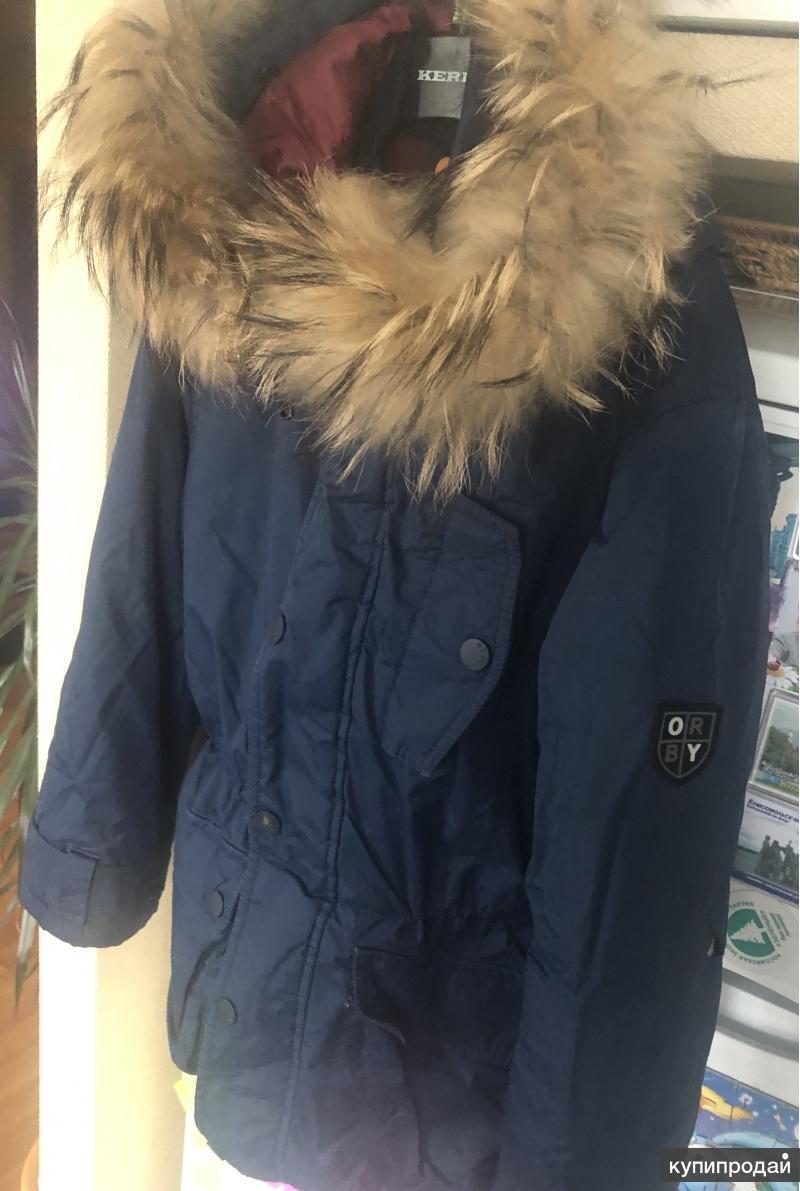 Куртка на мальчика Orby р. 140