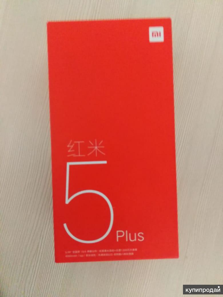 Xiaomi redmi 5 plus 64/4 gb