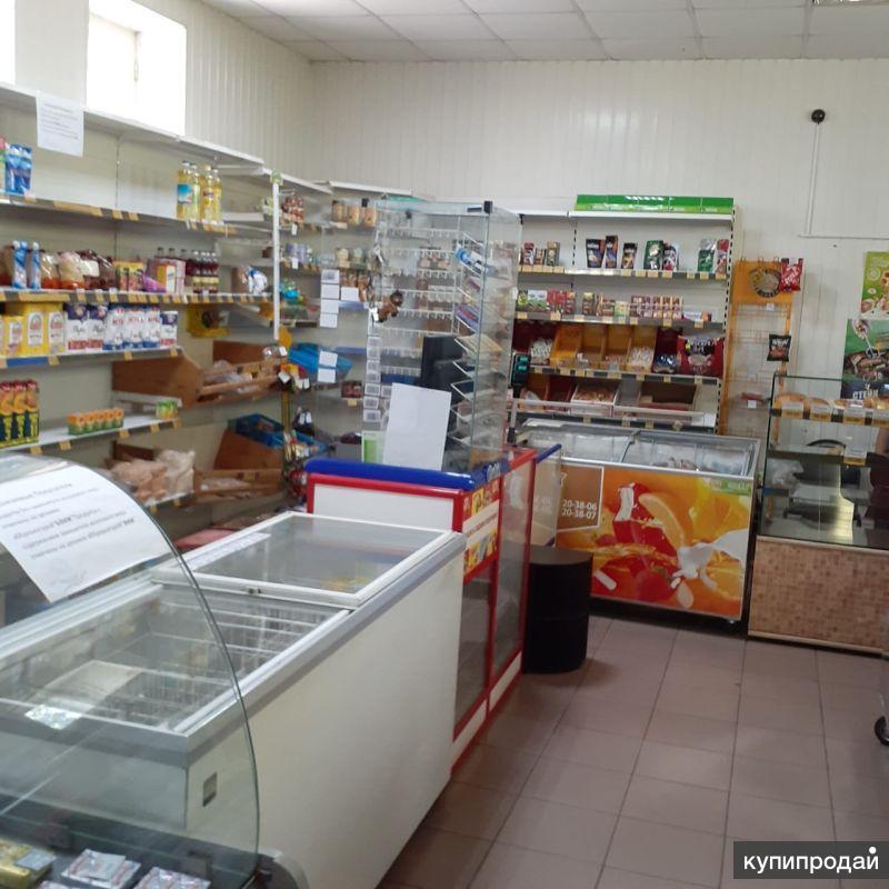 Сдам торговое помещение площадью 100м2 . по адресу с.Богословка