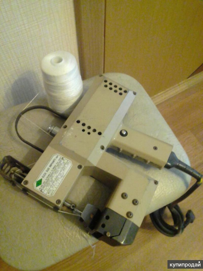 Мешочно-прошивочная машинка