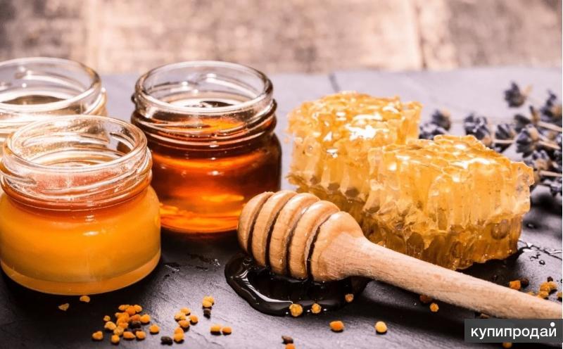 Алтайский мёд 2019