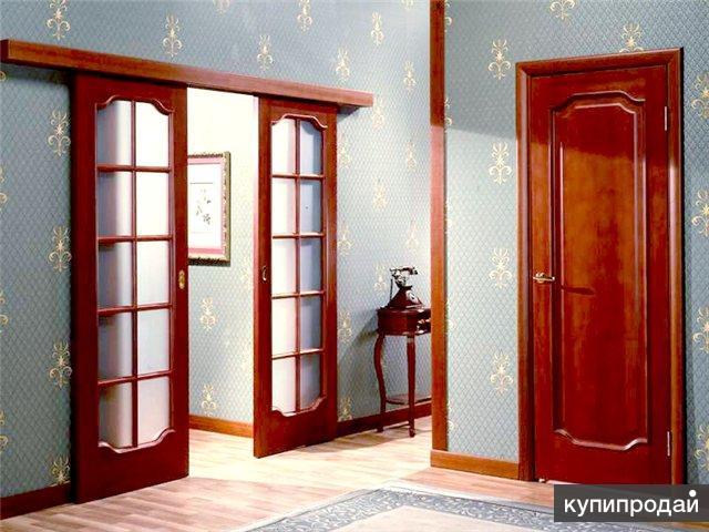 Качественная установка дверей в Тюмени