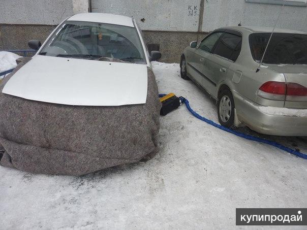 Отогрев автомобилей в Красноярске