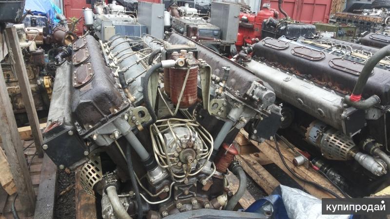 продам двигатели д6, д12 и запчасти к ним