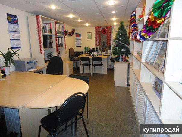 Офисное помещение площадью 72 кв.м.