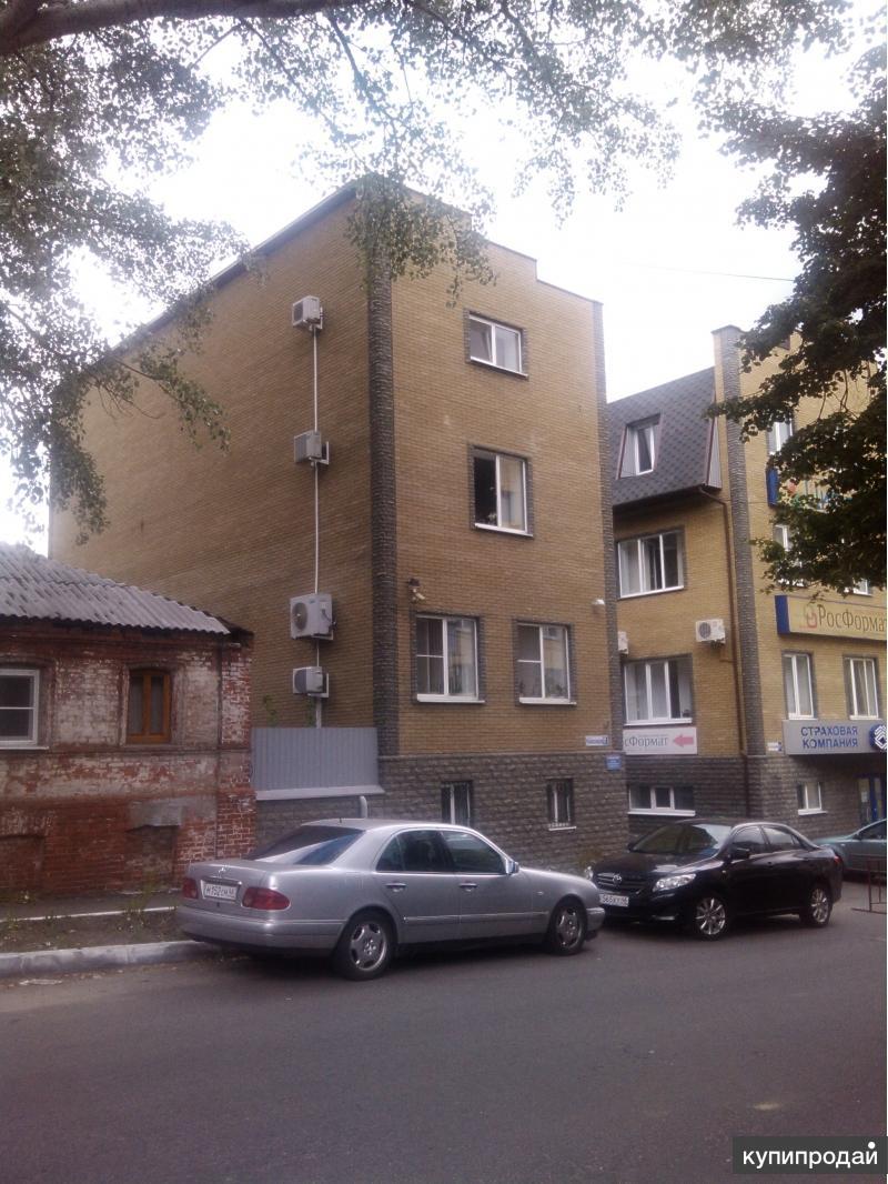 продажа нежилого здания в центре города